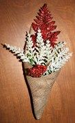 Valentine Front door cone