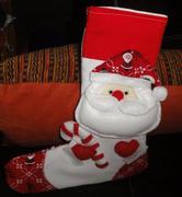 Santa is here now!