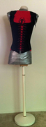 dress form & corset