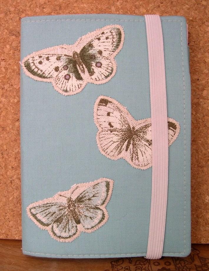 Butterflies Notepad Organizer
