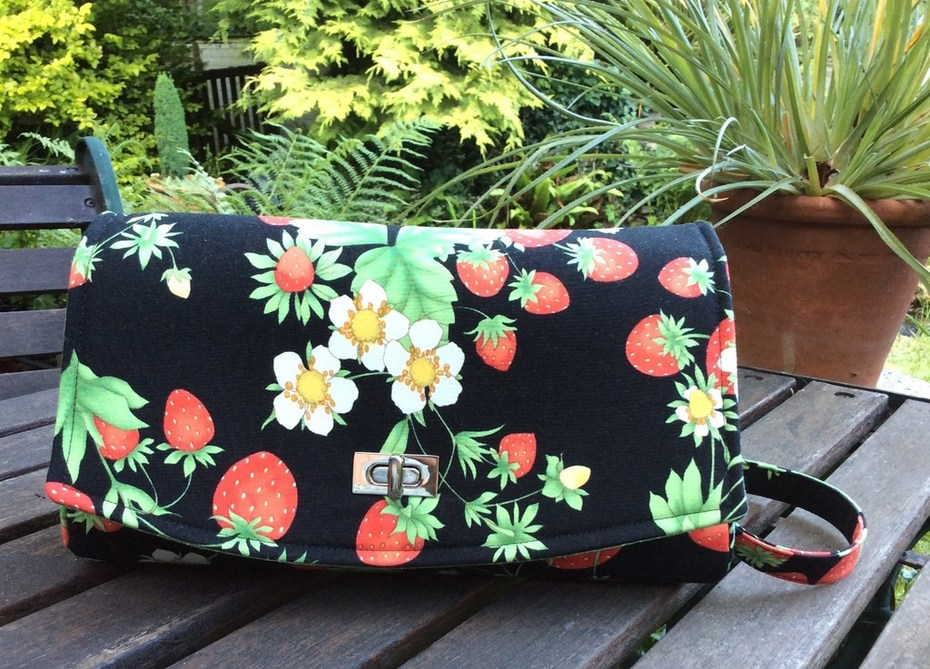 Strawberry 'Glenda' (Swoon Patterns)