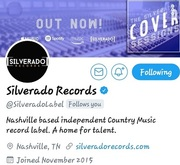 """PEACE... SILVERADO RECORDS THANKS FOR SUPPORTING  """"YOUNG GIFTED ENTERTAINMENT"""" #COUNTRY&HIPHOP #COLLAB"""