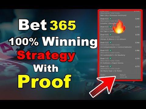 Betting Tips : Bet 100%