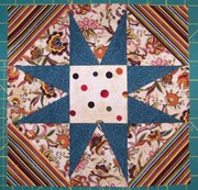 Eight-Pointed Star #6