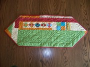 Harvest Table Runner back