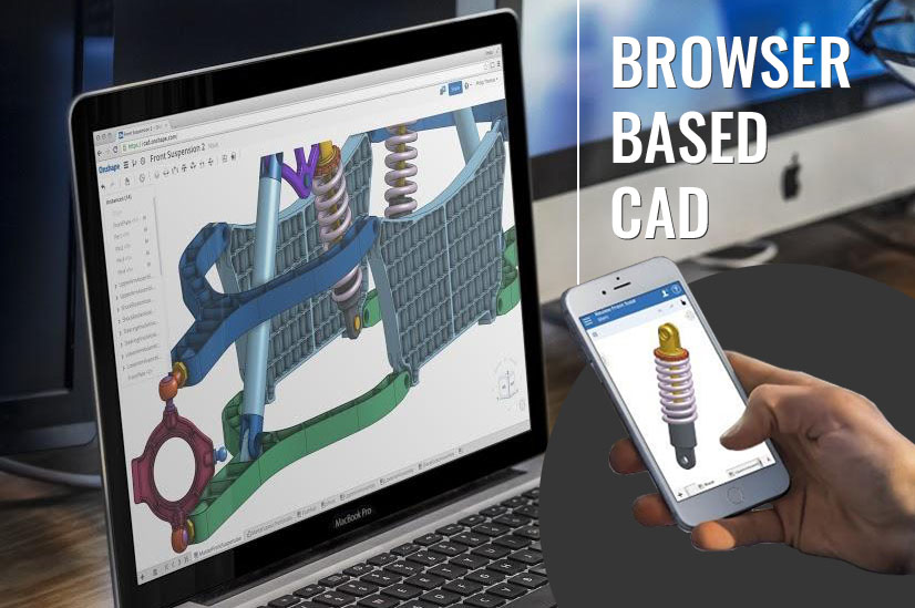 Is Browser Based CAD Really the Future for Product Design