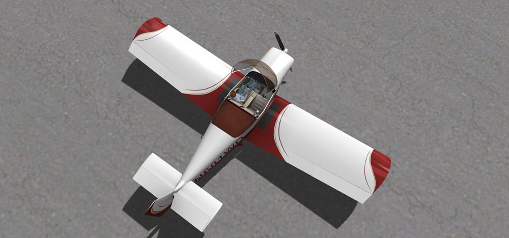 Updated X-Plane Flight Simulator Files for Zenith Aircraft - Zenith