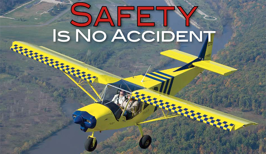 Kitplanes magazine article on the safety of Zeniths: