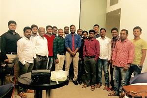 NEBOSH training in Hyderabad - sep-2016