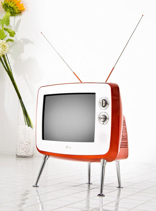 LG Serie 1 Retro Classic TV