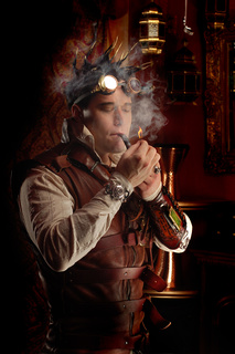 Captain Robert of Abney Park - steampunk music