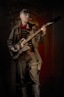 Daniel of Abney Park - steampunk music