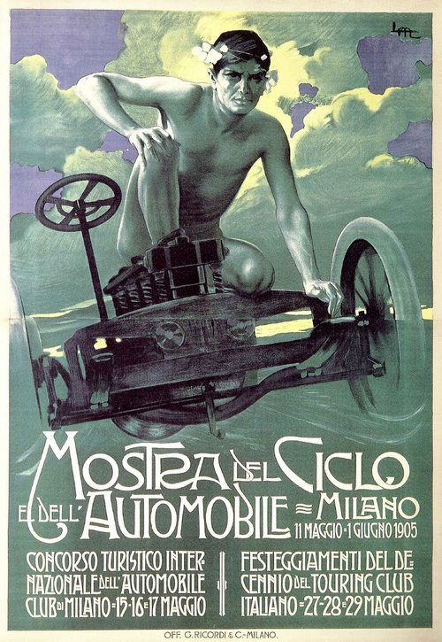 Mostra del Ciclo e dell'Automobile