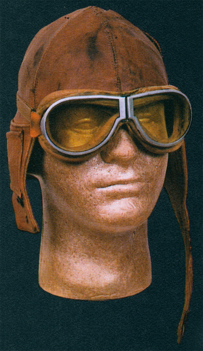 American Flying Cap and Goggles