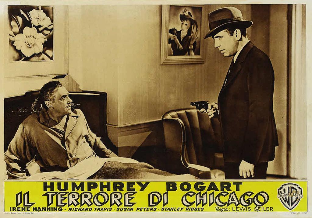 Film noir photo