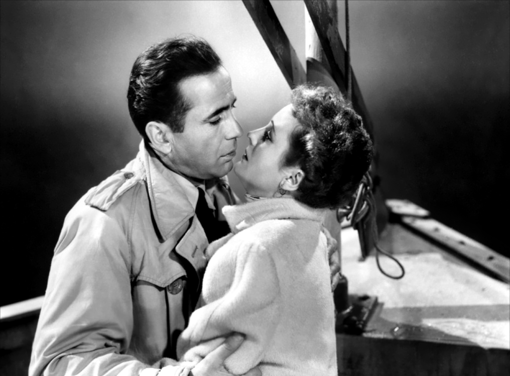 Humphrey Bogart in Across The Pacific
