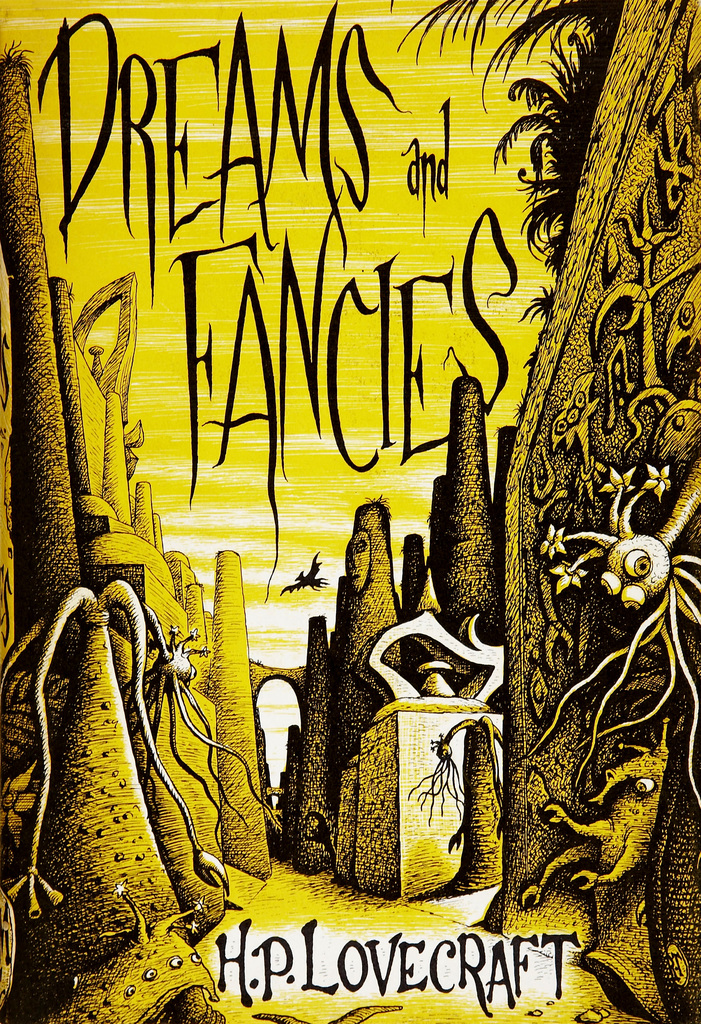 Dreams and Fancies by HP Lovecraft