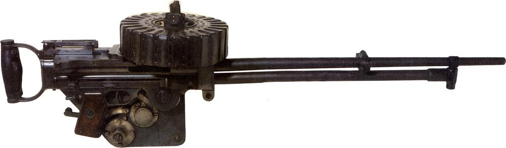 Lewis .303 caliber gun