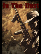 In the Dust comic cover