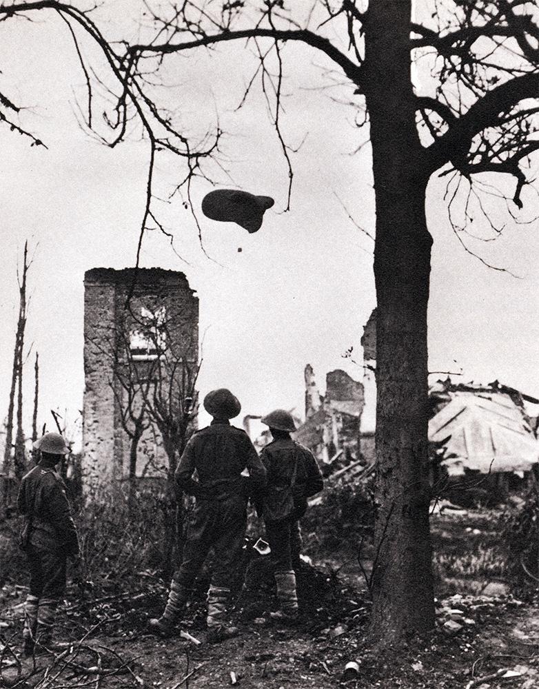Great War balloon