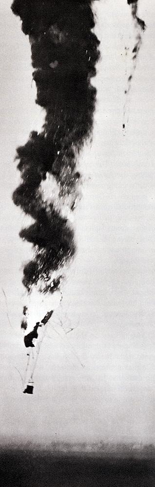 WWI balloon