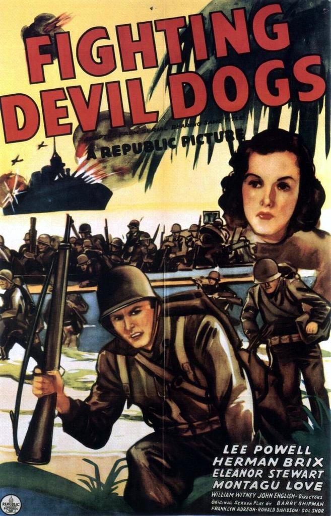 Fighting Devil Dogs 1938