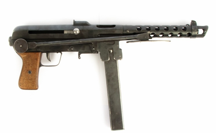 Italy's Obscure SMG - Dieselpunks