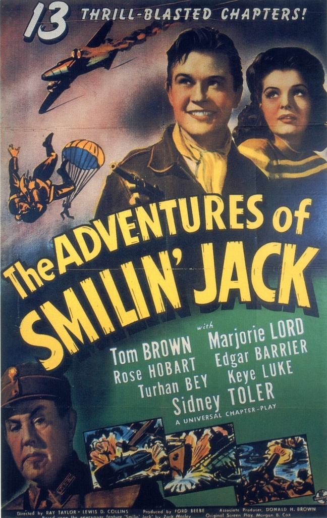 The Adventures of Smilin Jack serial