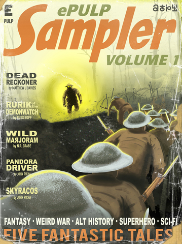 ePulp Sampler book cover