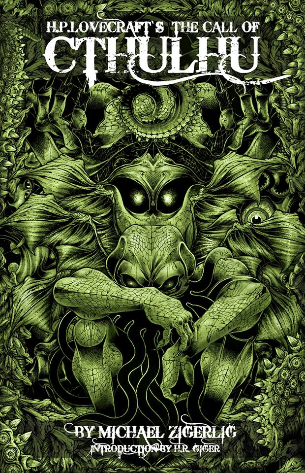 HP Lovecraft's Library of Horror