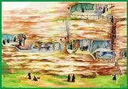 Аладжа манастир   рисунка  2
