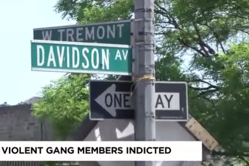 NYPD and FBI bust Crips drug organization in the Bronx
