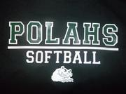 POLAHS Softball vs. New Designs