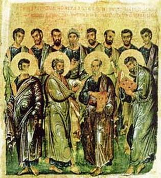 12 მოციქული, Apostles, Qwelly, Svetitskhoveli, დღესასწაული, მოციქული, მცხეთა, სვეტიცხოველი