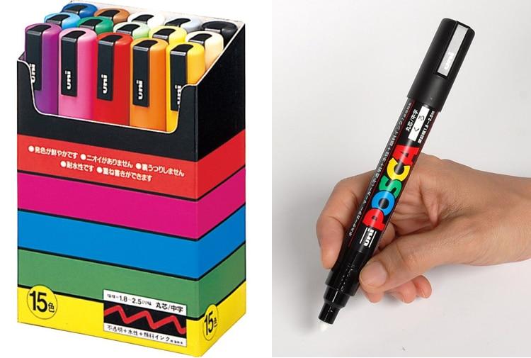 qwellygraphy, qwellypost, blog, სახატავი, ფლომასტერი, სახატავი ფლომასტერები
