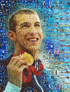 Michael Phelps for the Los Angeles Times