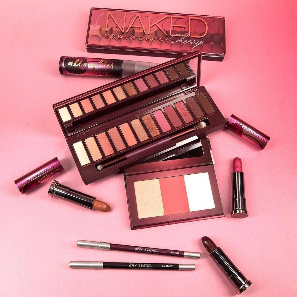 Urban Decay has launched a limited edition Naked Cherry