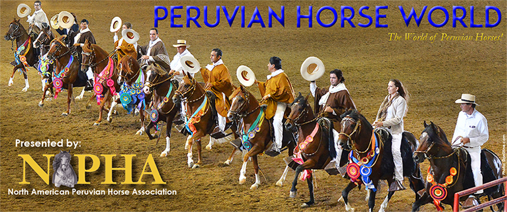 Peruvian Horse World