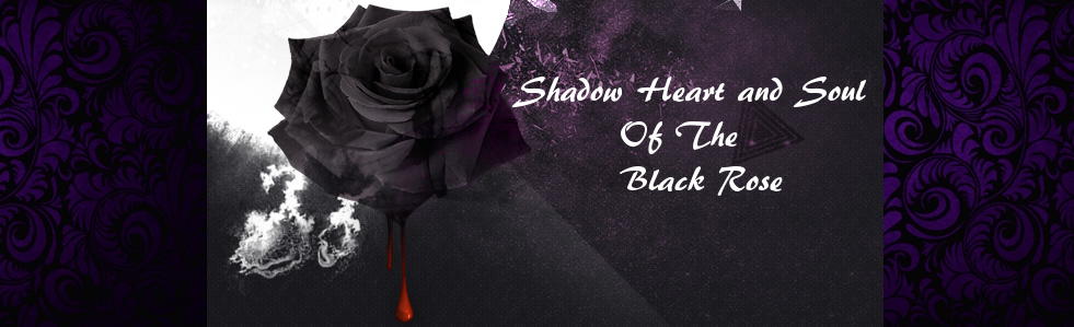 Shadow, Heart, and Soul of the Black Rose