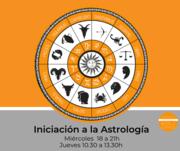 CURSO JULIO INICIACIÓN A LA ASTROLOGÍA