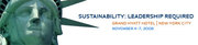 Sustainability: Leadership Required