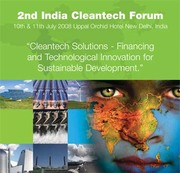2nd India Cleantech Forum