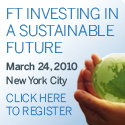 FT Investing in a Sustainable Future