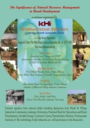 Seminar on 'The Significance of Natural Resource Management in Rural Development'