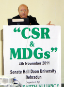 "Orientation Meet on ""CSR-Essentials"""