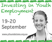 Investing In Youth Employment Conference 19-20 September 2013 - Sydney