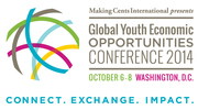 Global Youth Economic Opportunities Conference