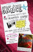 Middle School Dance - Retro Dance Party!