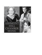 Ashmont Hill Chamber Music