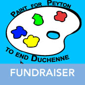 Paint for Peyton to end Duchenne